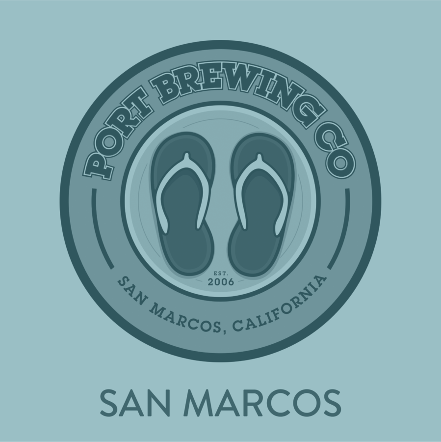 Sdbg website brewery logo multiple loc v2 port brewing co   san marcos