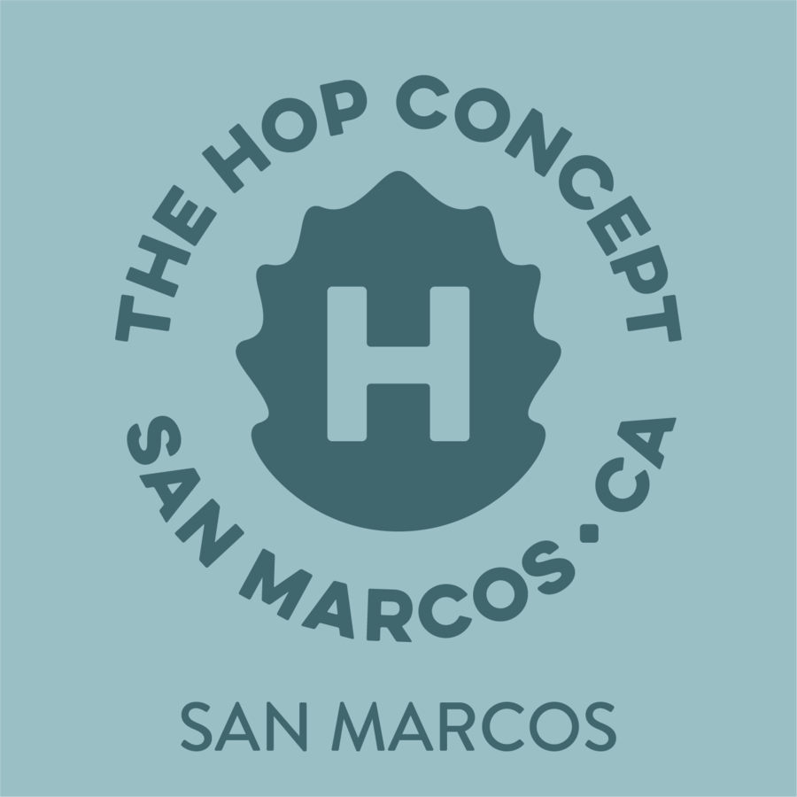 Sdbg website brewery logo multiple loc v2 the hop concept   san marcos